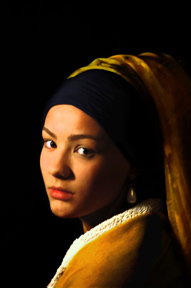 Girl With The Pearl Earring  Google Search