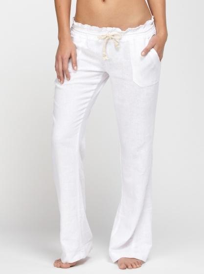 Roxy Ocean Side Linen Pant $39.50