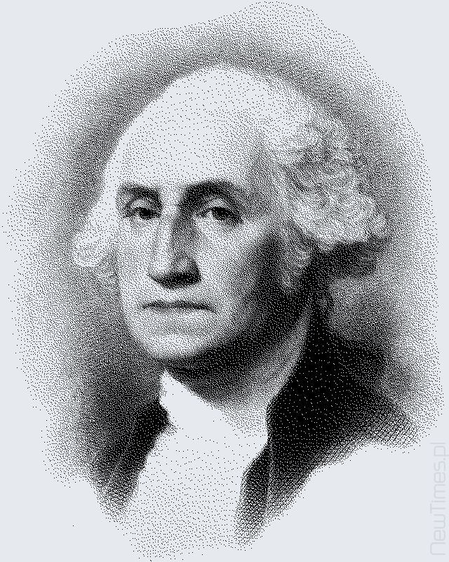 George Washington - the founder and first President of the United States.