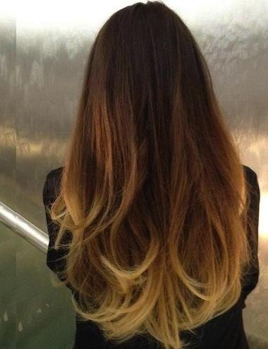 Ombre hairOmbre Hair Colors, Hair Ideas, Dips Dyes, Long Hair, Ombrehair, Beautiful, Blond, Longhair, Hair Style