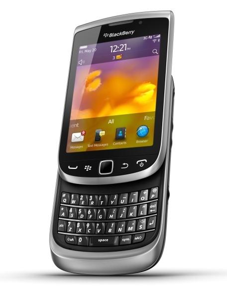 BlackBerry TORCH 2 9810 - $401 / RM1249