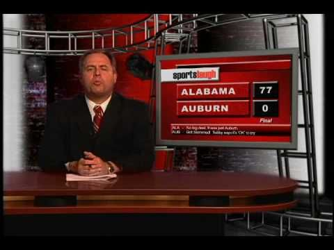 Auburn and Alabama Football Jokes | Funny Alabama Football Videos | Funny Alabama Football Video Codes ...