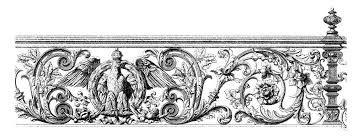 Картинки по запросу рококо орнамент