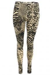 RELIGION/ Hand made Leggings(S/38)Vanila/Leopard サイズ S/38 W約28cm (ウェストがゴムの為 最小値です) 股下約72cm 股上約42cm  カラー Vanila(leopard)  ハンドメイドだから表現できるRoCkな1点   ■RELIGION Religion(レリジョン)というブランドは、1989年にT-shirtsとSweatshirtsのブランドとしてロンドンではじまり、 ロック系を中心に人気を集めているブランドです。 ケイト・モス、カイリー・ミノーグ、Pussycat Dolls、Jordin Sparks、Girls Aloudなどのセレブも愛用するブランドです イギリス・マンチェスター出身のデザイナー JOHNNY O'GARRが手がけ、オアシスやストーンローゼスといった地元UKのアーティストも愛用しています。世界中のセレクトショップで人気を集めており、ローリング・ストーンズやU2の衣装を手がけていた事で有名です。…