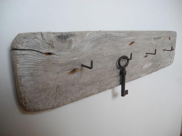 Schlüsselbrett aus Treibholz by Zen-Art