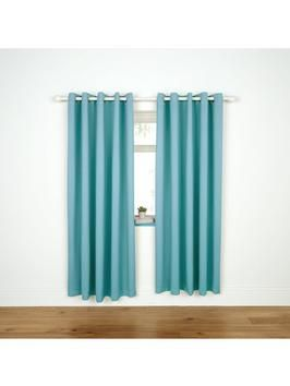 Curtains Ideas boys eyelet curtains : 17 Best ideas about Teal Eyelet Curtains on Pinterest | Teal lined ...
