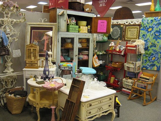 Antique Store Booth Display Ideas | Booth ~ Vendor 430 by ohio valley antique ... | Craft Show Booth Ideas
