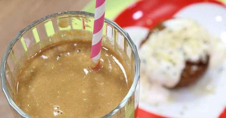 Sofies Feestmaand: Ontbijtmuffins met pompoen veenbessen en kaneel