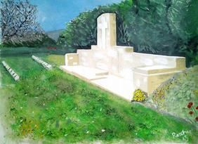 Art produced by The Gallipoli Artist - Craig Roach, also a pretty good Battlefield Guide for Gallipoli. These images are so for sale or if you wish, The Gallipoli Artist can produce a painting or sketch to your size and subject. Each piece of art an original