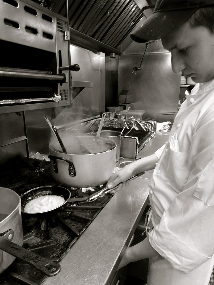 Inside the Mistral Kitchen