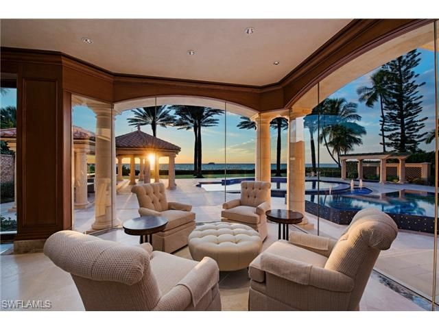 2750 Gordon Dr Naples Fl 34102 La Capanna Is A