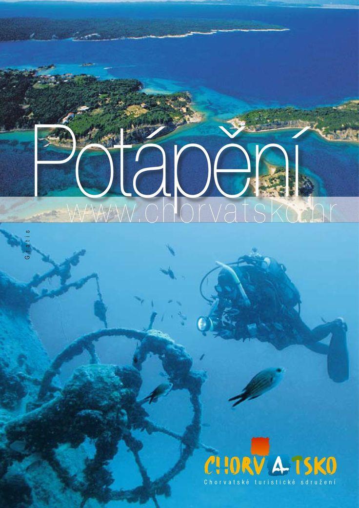 Potápění Chorvatsko  Jaderské moře představuje od pradávna nejbližší mořskou cestu ze středního Mediteránu a center velkých antických civilizací do severních oblastí a do střední Evropy. Je to důležité místo dějinných událostí - na jeho pobřeží lze nalézt nesmazatelné stopy všech období rozvoje světové a evropské civilizace – jak na pevnině, tak i pod modrou hladinou. Kosmonauti si všimli, že světová moře mají skutečně takovou barvu, jakou udává i jejich jméno...