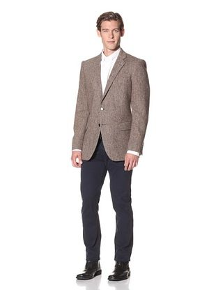Joseph Abboud Men's Hudson Fit 2-Button Sportcoat