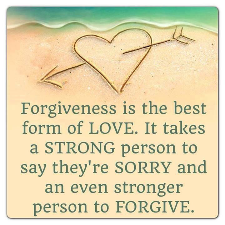 Love Is The Best Wisdom: Forgiveness Quotes - Google Search