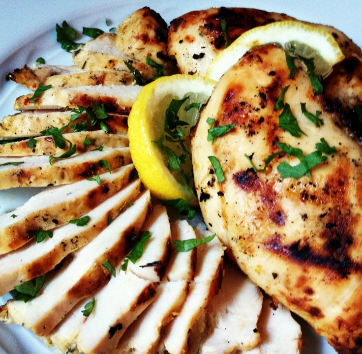 Rosemary Chicken Breasts Recipe – The Lemon Bowl Chicken Breasts ...