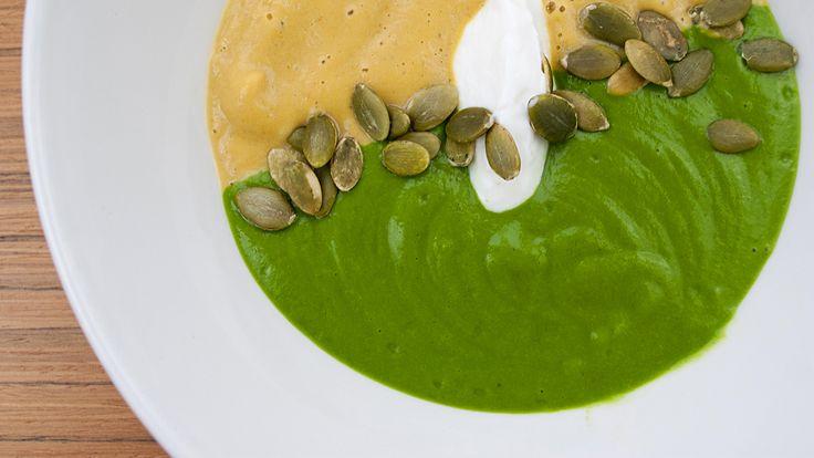 Broccoli Garlic Soup