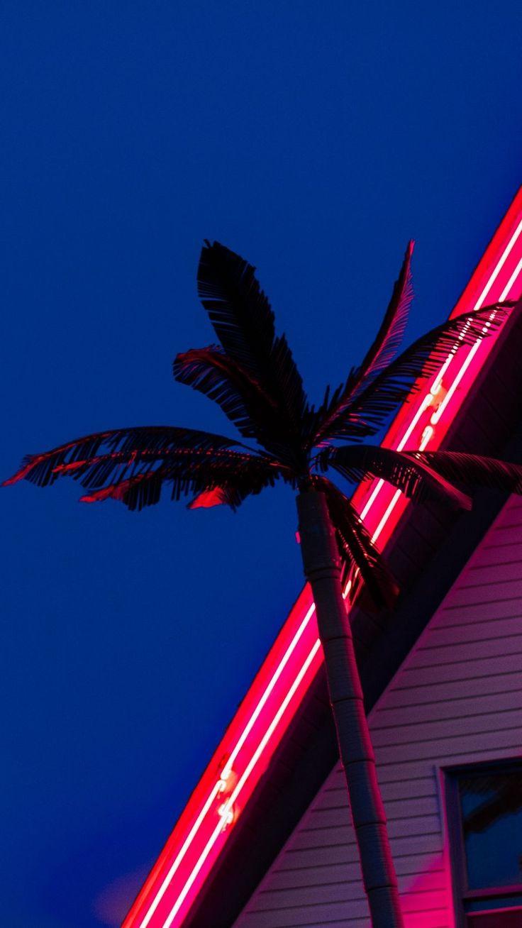 Red Neon iPhone Wallpaper | Neon wallpaper, Cool ...