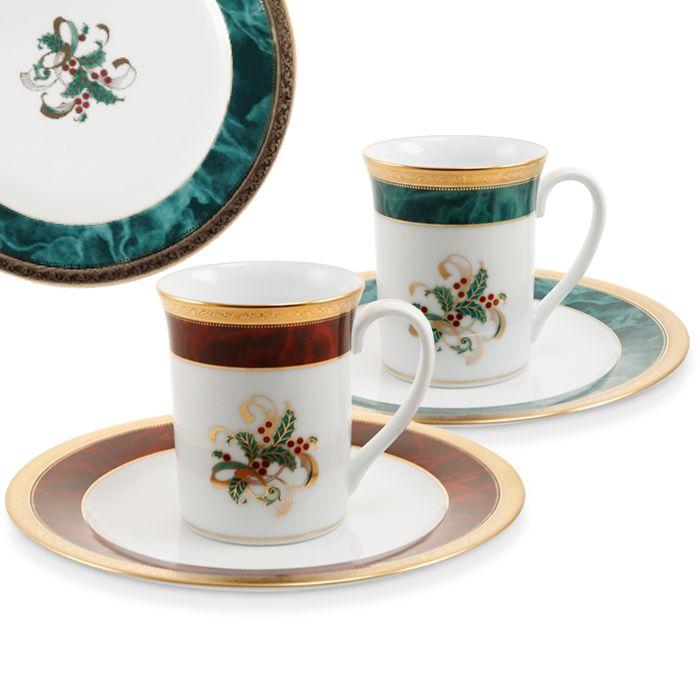 Пара чайная, 2 перс, 4 пр, Ягодный коктейль  5 190 руб