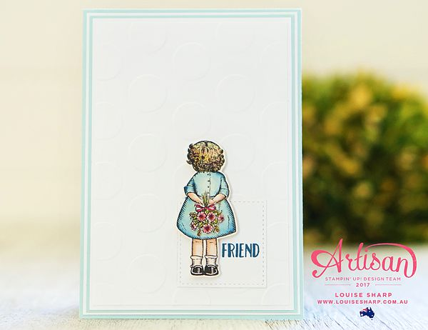 Louise Sharp | Global Design Project - CASEing Michelle Last | Stampin' Up!