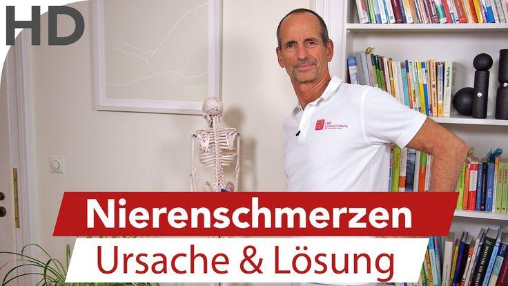 Nierenschmerzen // Ursache und Lösung bei Nierenschmerzen