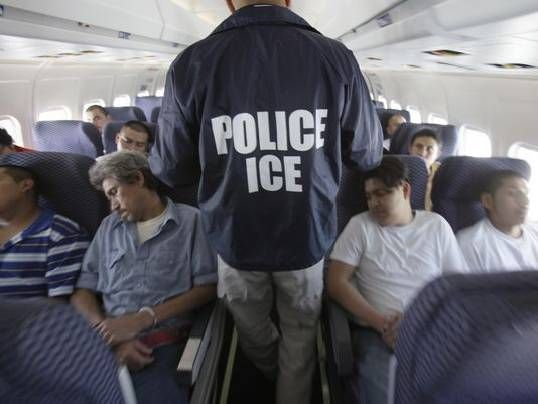 """Working For ICE Is Hell"": Illegal Aliens, Believing They Are Protected By Obama, Are Taunting ICE Officers ----WHEN SOMEONE GETS HURT---BLAME THE DEMOCRATS, 0BAMA, AND BIDEN FOR LAYING OUT THE WELCOME MAT@!"