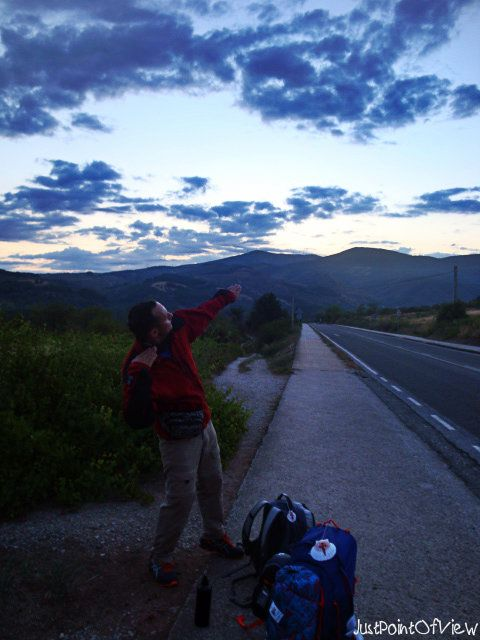 Camino de Santiago - dzień 3 Molinaseca → Pieros (25.5 km)