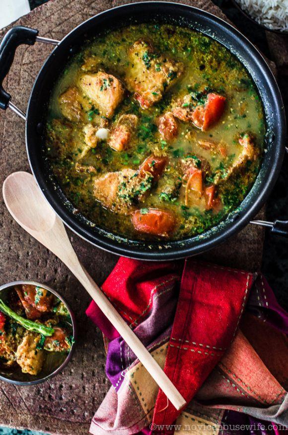 Garam Masala Tuesdays: Mustard Fish Curry |
