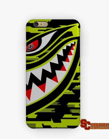 Troy Lee Designs P51   Apple iPhone 5 5s 5c 6 6s 7 Plus Samsung Galaxy S4 S5 S6 S7 EDGE Hard Case Cover