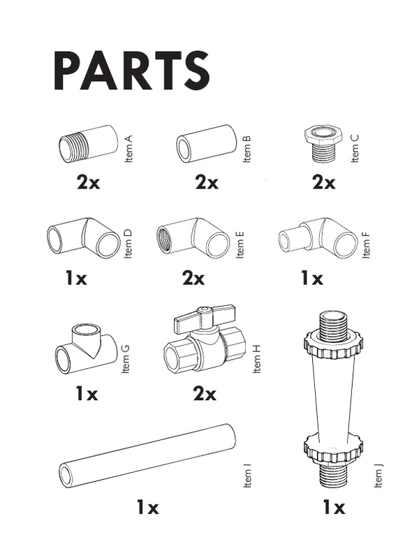 Instruction Manual by Matthew Dobrez, via Behance