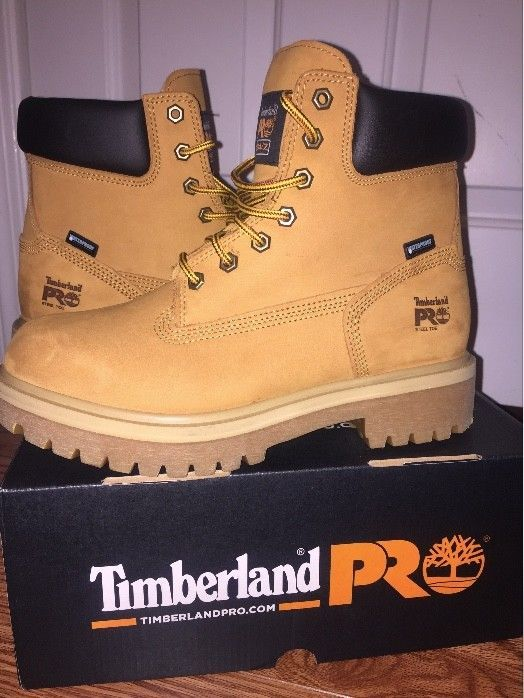9226f6b2c47fb Timberland Pro Pro Series Waterproof Wheat Work Boot Mens Size 9W EUC   fashion  clothing  shoes  accessories  mensshoes  boots (ebay link)