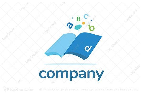 Exclusive Logo 69405 Learn Book Logo Book Logo Education Logo