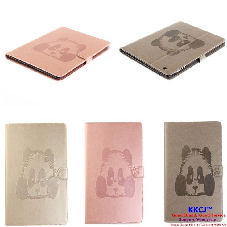 TX For iPad 2 3 4 Cover Cartoon Painting Panda PU Leather Cover Case for Apple iPad2 Ipad3 Ipad4 Tablet PC Shell Fundas Coque #Affiliate