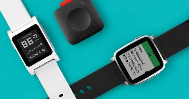 Η Pebble ανακοινώνει δύο νέα smartwatch και το Pebble Core
