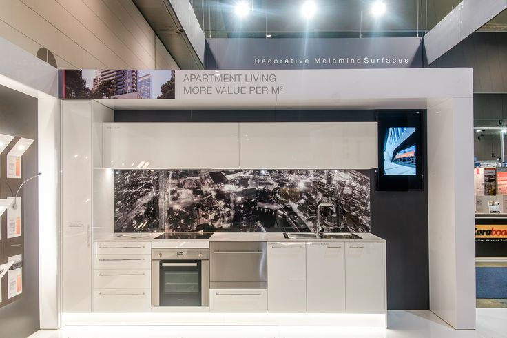 Hafele Australia Custom Exhibition Stand @ AWISA 2016  Melbourne Exhibition and Conference Centre