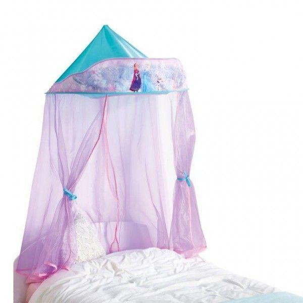 Disney frozen canap baldacchino in tessuto per cameretta - Letto baldacchino bambina ...