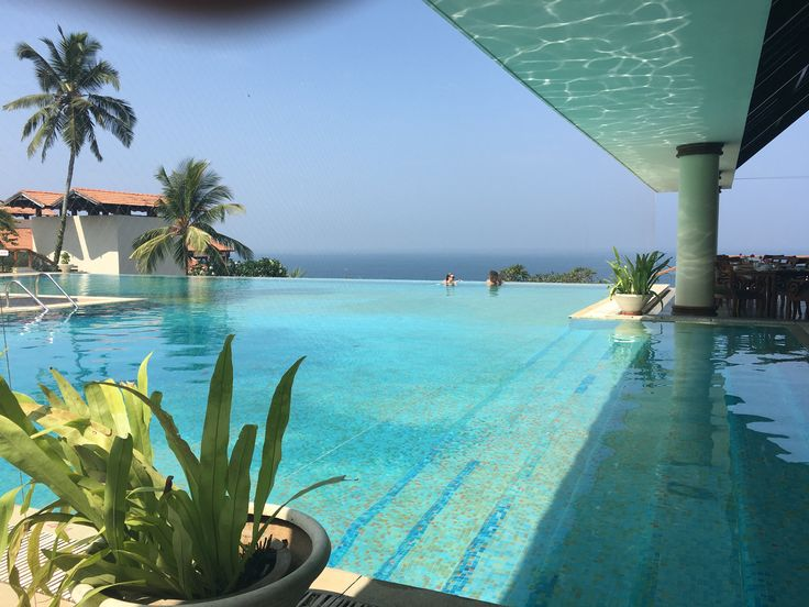 Leela Resort Kovalam, India