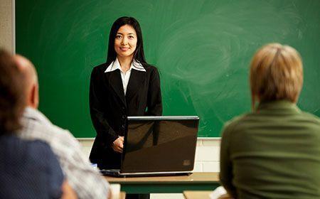online public speaking college class