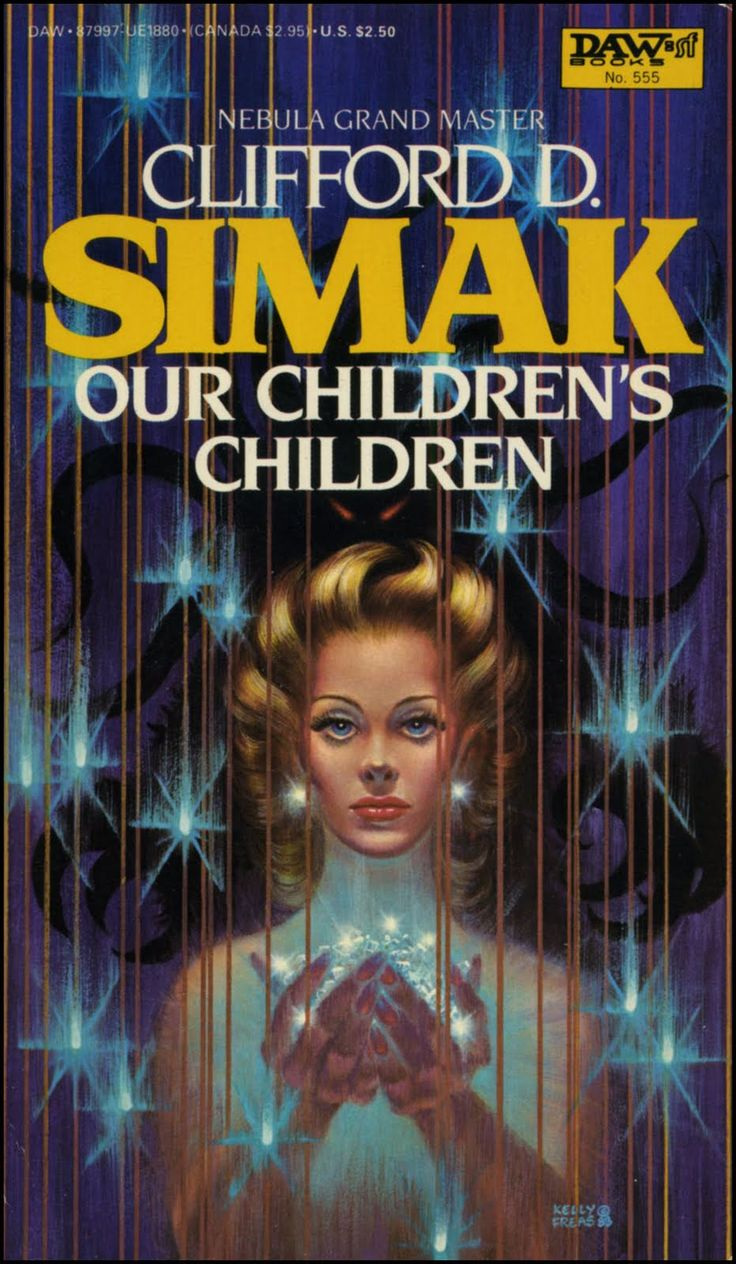 Children Of Eden Book Cover ~ Best images about frank kelly freas on pinterest