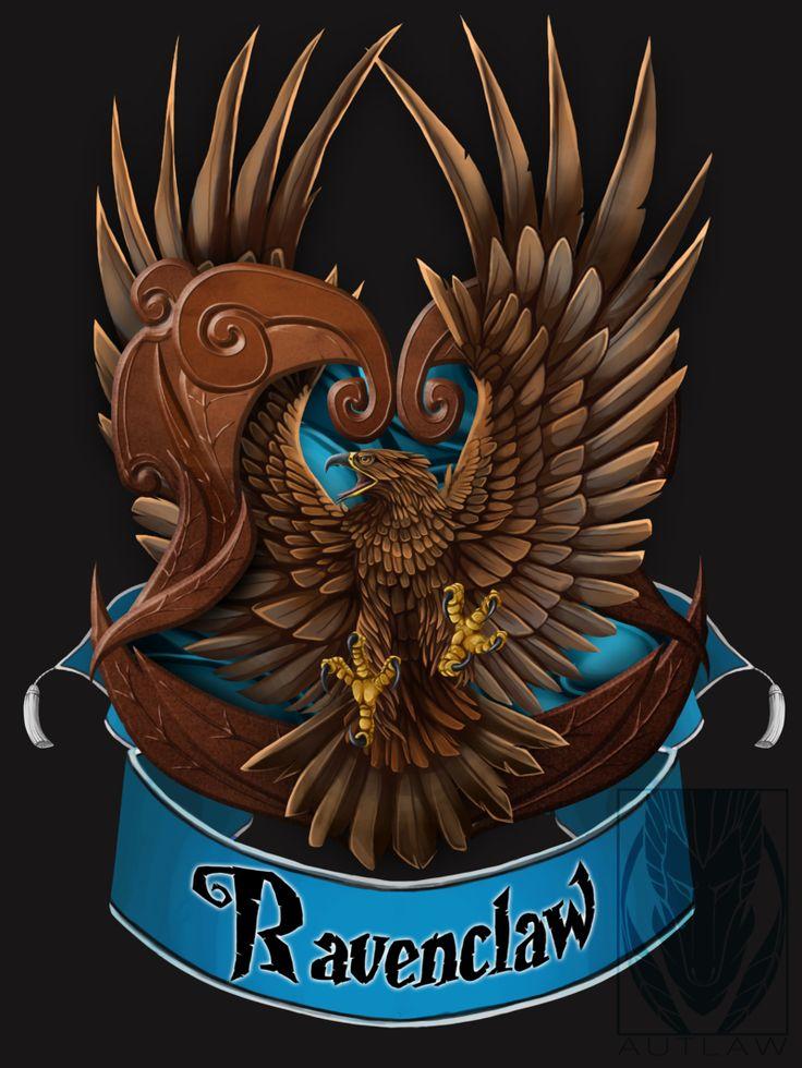 - Ravenclaw - by Autlaw.deviantart.com on @deviantART