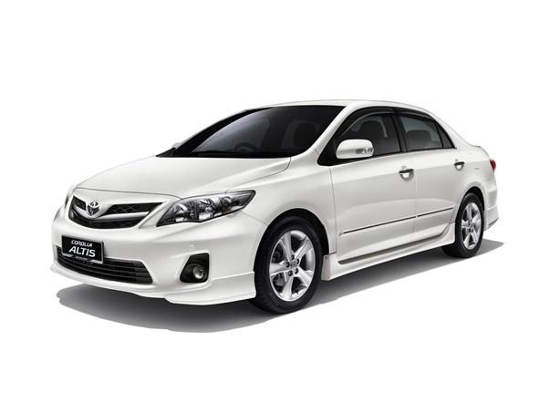 Toyota Corolla Altis Dual VVT-i
