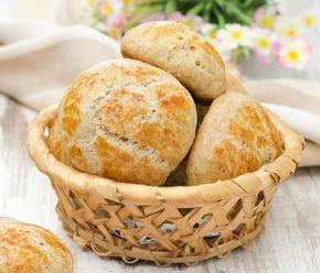 Hüttenkäse-Brötchen - Rezept | kochenOHNE