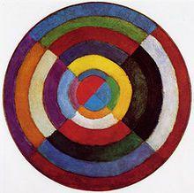 Robert Delaunay, Disque simultané (1912-1913)