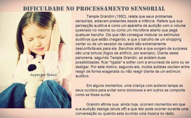 Selma Carvalho: PROCESSAMENTO AUDITIVO NOS AUTISTAS