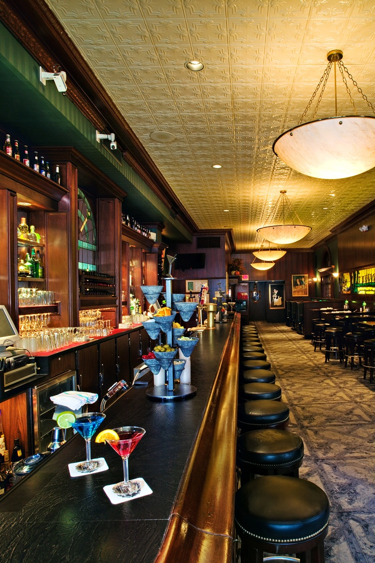 Jax Cafe. Northeast Minneapolis. Martini Bar ...