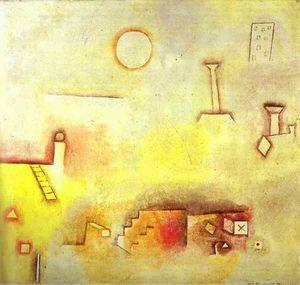 Reconstruire - (Paul Klee)