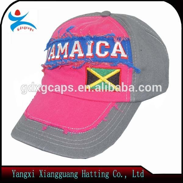 2017 Hot Sales America Flag Style Embroidery Baseball Cap 6 panel Hat
