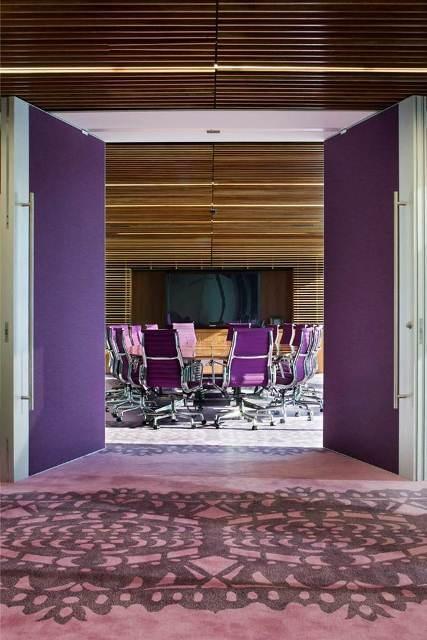 85 best purple interiors images on pinterest | purple rooms