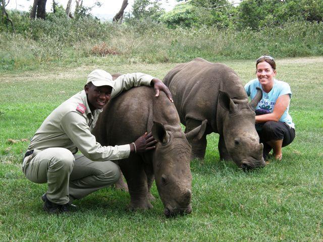 Thula Thula Reserve Zululand, South Africa