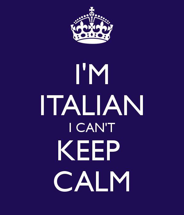 Italian blood! Good week
