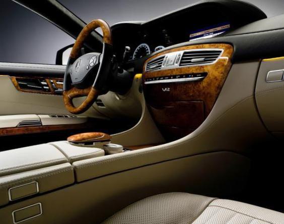Mercedes CL-Class (C216) reviews - http://autotras.com